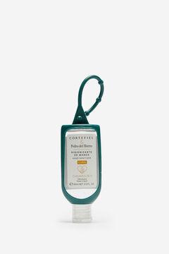 Cortefiel Dispensador de gel hidroalcoólico de pendurar Verde