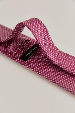 Pedro del Hierro Corbata microestructura Pink
