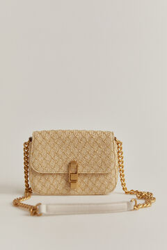 Pedro del Hierro Shoulder bag Ecru