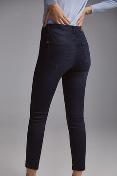 Pedro del Hierro Jeans push up lycra® Blue