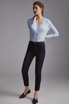 Pedro del Hierro Push up lycra® jeans Blue