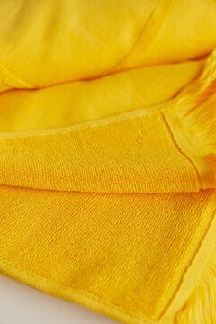 Pedro del Hierro Beach towel Yellow