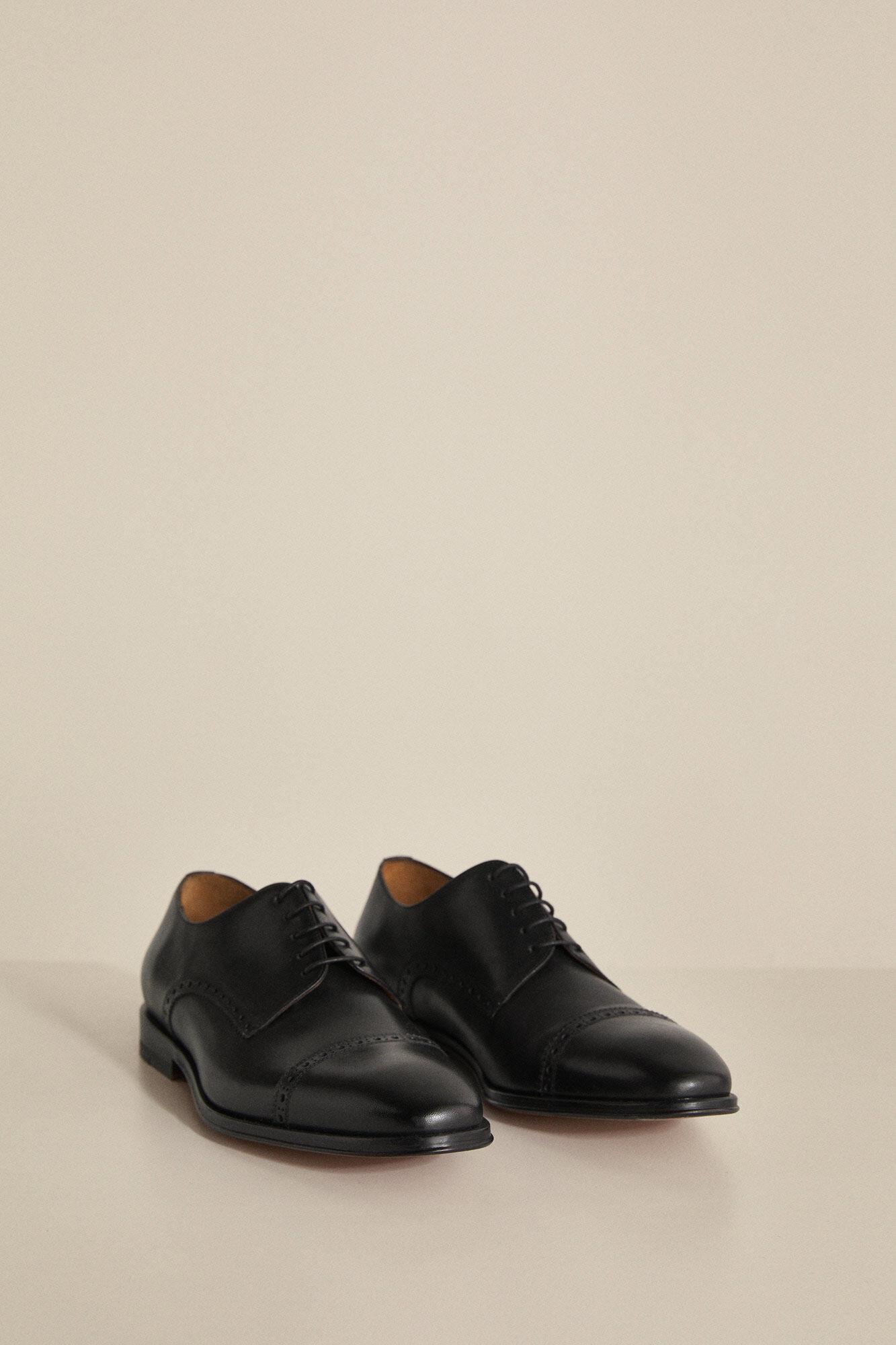 Zapato piel cordones y piso cuero   Zapatos   Pedro del Hierro