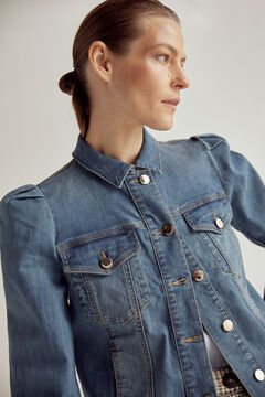 Pedro del Hierro Denim jacket Blue
