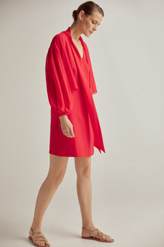 Pedro del Hierro Multiway dress Red