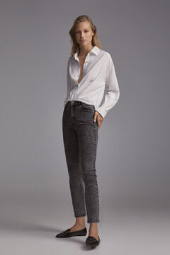 Pedro del Hierro Push-up lycra® jeans Grey