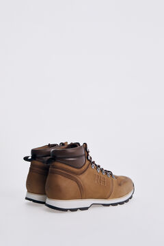Pedro del Hierro Hiking style boot Brown