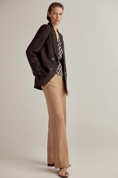 Pedro del Hierro Oversize blazer Black