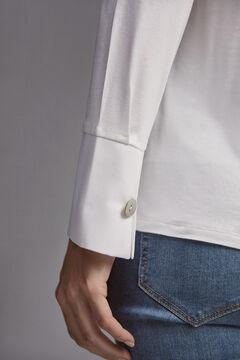 Pedro del Hierro Camiseta manga larga Gris