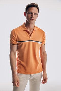 Pedro del Hierro Fantasy short-sleeved polo shirt Red