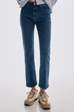 Pedro del Hierro Straight-fit jeans Blue