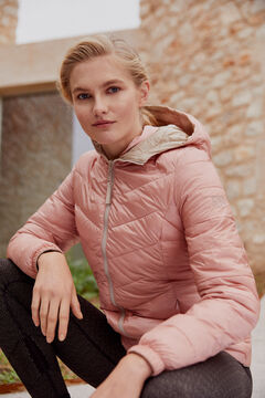 Pedro del Hierro Reversible jacket Pink