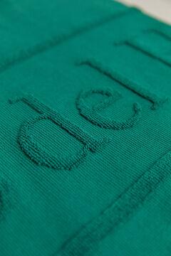 Pedro del Hierro Beach towel Blue