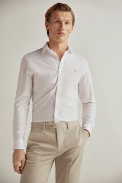 Pedro del Hierro Long-sleeved shirt White