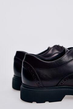 Pedro del Hierro Rubber sole urban shoe Red
