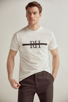 Pedro del Hierro Short-sleeved t-shirt White