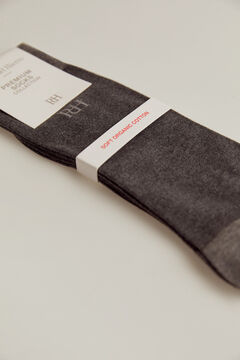 Pedro del Hierro Jersey-knit and cotton pyjamas Grey