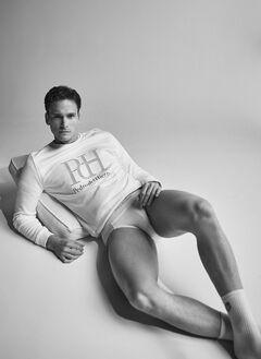 Pedro del Hierro Plain jersey-knit briefs White