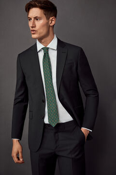 Pedro del Hierro Slim fit jacket Grey