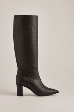 Pedro del Hierro Knee-length boot Brown