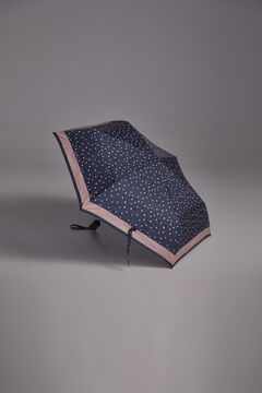Pedro del Hierro Polka-dot umbrella Blue