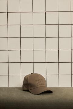 Pedro del Hierro Cotton baseball cap Grey