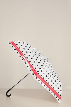 Pedro del Hierro Printed umbrella White