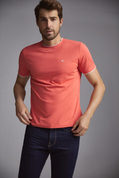 Pedro del Hierro Short-sleeved t-shirt Red
