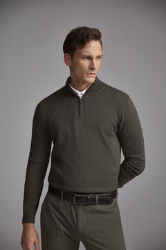 Pedro del Hierro Turtleneck jumper  Grey
