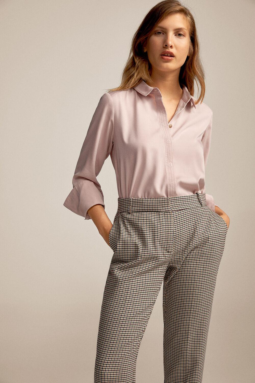 Pantalones De Mujer Pedro Del Hierro