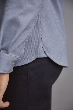 Pedro del Hierro Camisa manga larga Blue