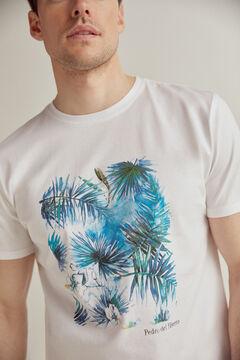 Pedro del Hierro Short-sleeved t-shirt White