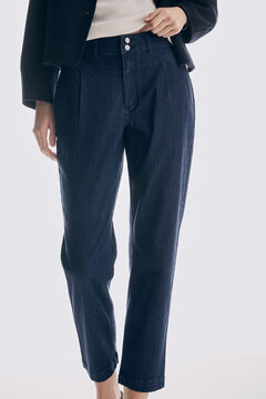 Pedro del Hierro Slouchy fit jeans Blue