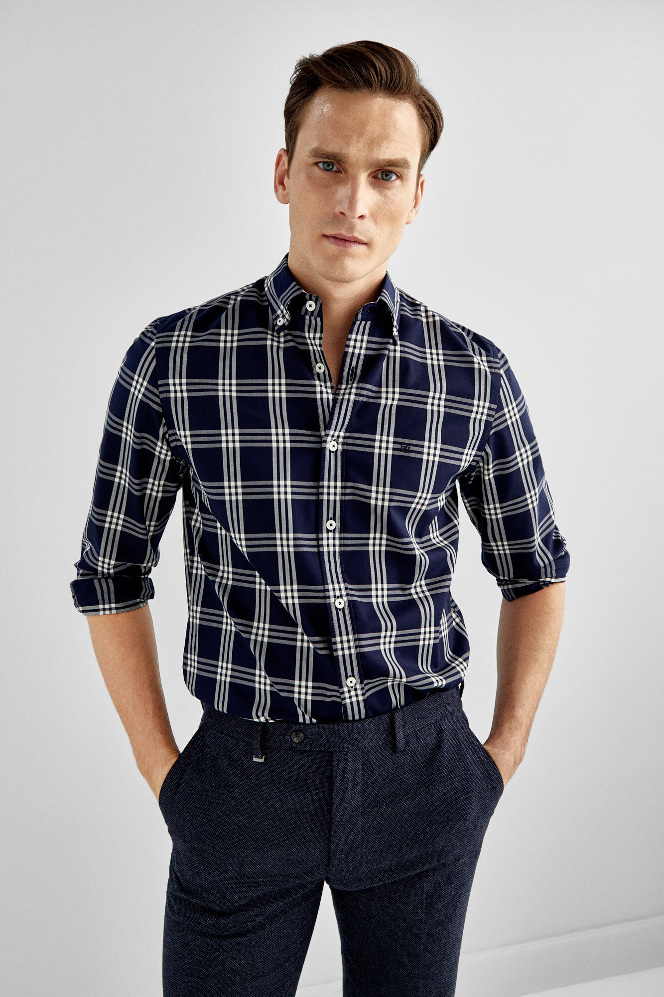 Camisas Hombre Del De Hierro Pedro zrSHzqwx