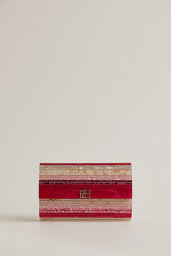 Pedro del Hierro Multicolor bag Pink