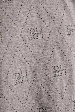 Pedro del Hierro Long-sleeved T-shirt Grey