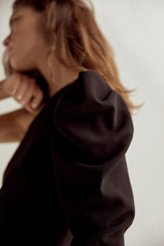 Pedro del Hierro Asymmetric top Black