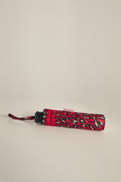 Pedro del Hierro Printed umbrella Red