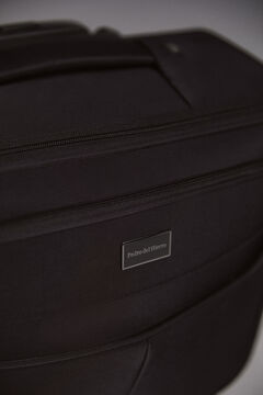 Pedro del Hierro Cabin suitcase wheels  Black