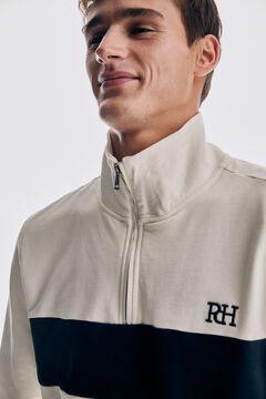 Pedro del Hierro Turtleneck sweatshirt Ecru
