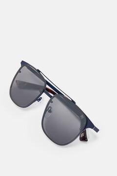 Pedro del Hierro Gafas de sol ovaladas Azul