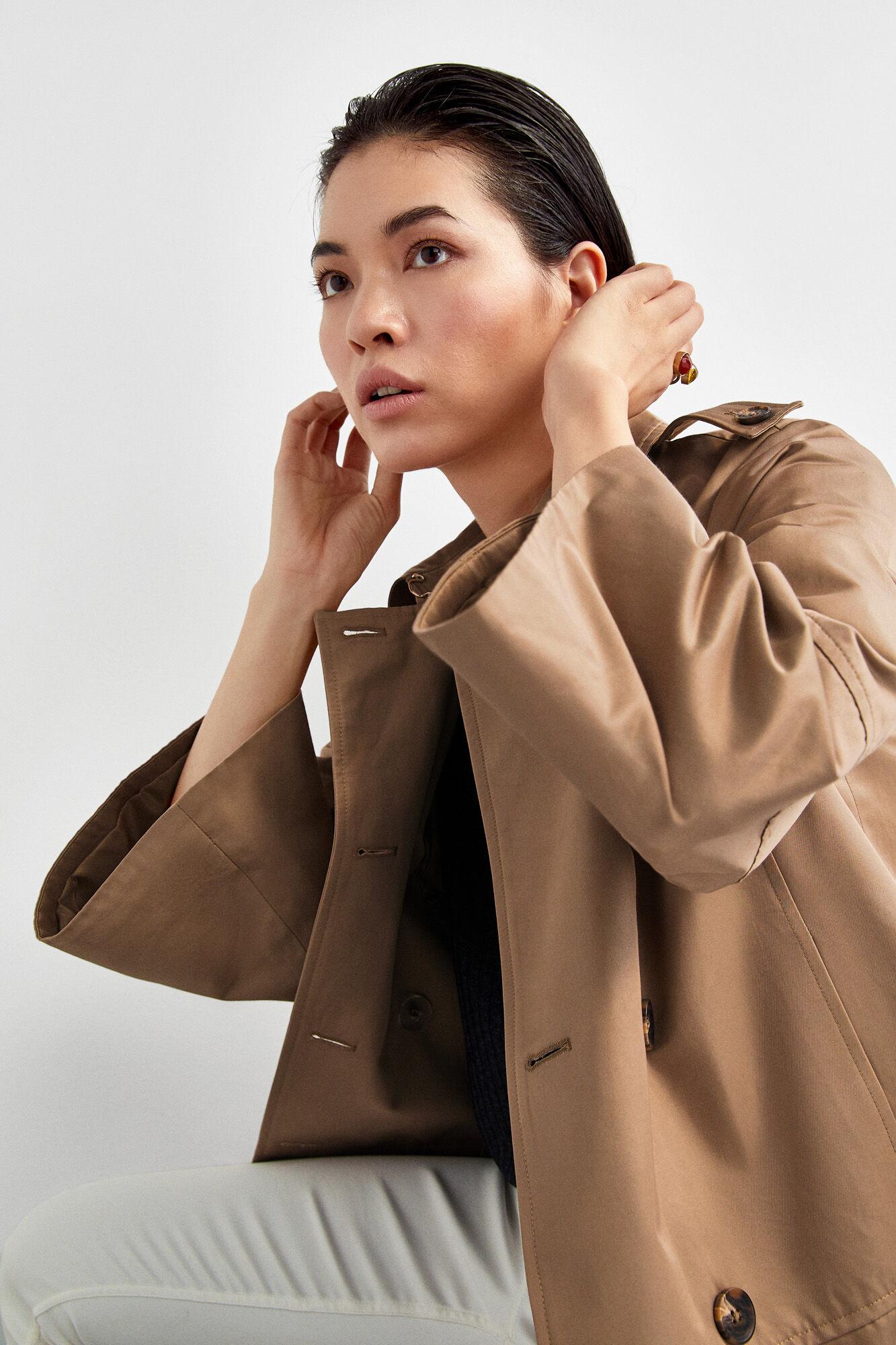 Pedro del hierro abrigos mujer 2019