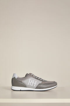 Pedro del Hierro Icon sneaker with rubber sole  Grey