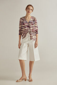 Pedro del Hierro Printed blouse Several