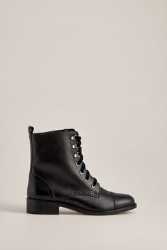 Pedro del Hierro Hiking ankle boot Black