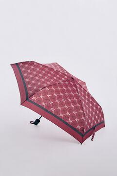 Pedro del Hierro PdH print umbrella Red