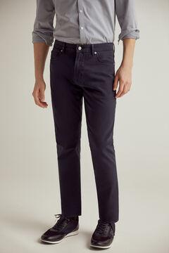 Pedro del Hierro Jeans TX Protect premium flex 5 bolsos cor slim Azul