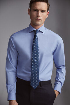 Pedro del Hierro Camisa de vestir tech- non iron tailored Azul