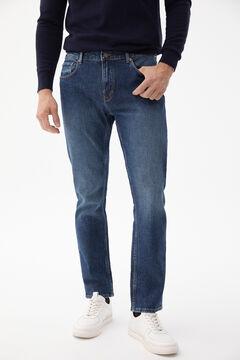 Pedro del Hierro Medium wash Authentic jeans Blue