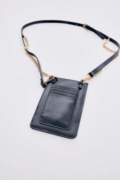 Pedro del Hierro Mobile bag Black